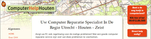 Computer reparatie Utrecht Header
