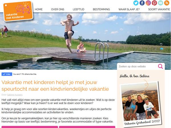 Vakantie-met-kinderen.com